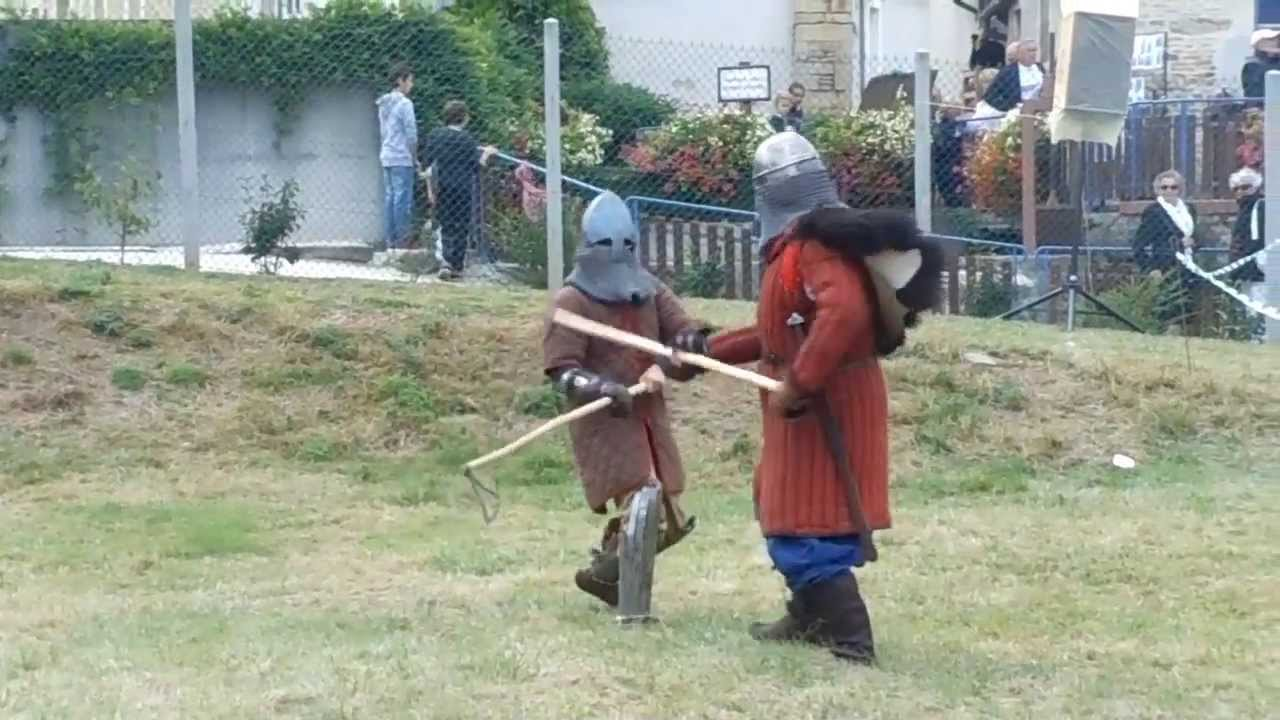 Oi Askoi - Dane axe and sword fighting
