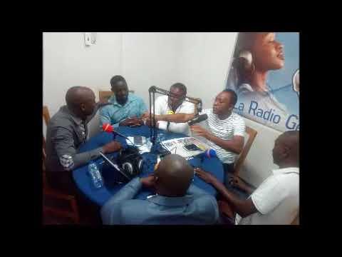 Emission Taxi Presse 08 Décembre 2017 Radio Taxi Fm Togo