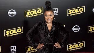 "Yvette Nicole Brown ""Solo: A Star Wars Story"" World Premiere Red Carpet"