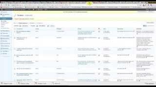 видео Создание страниц и разделов в WordPress