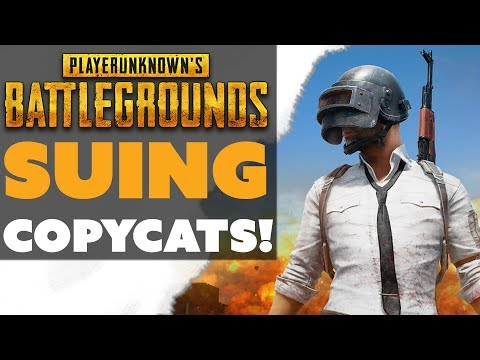 PUBG Suing Copycats! - The Know Game News