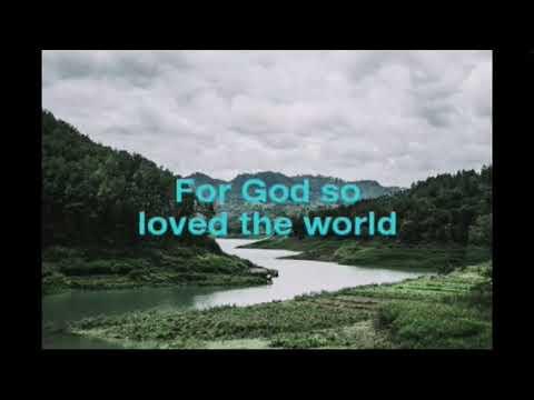 For God So Loved, Hillsong Lyrics