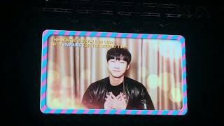 fancam 170521 b1a4 live space in hk fall in love with b1a4 for the second time cnu jinyoung