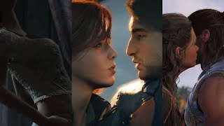 Assassin's Creed All Romance Scenes (1 to Odyssey)