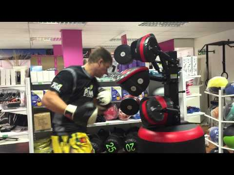 Johan Westervelt - BoxMaster - Functional Fitness Day Active Africa