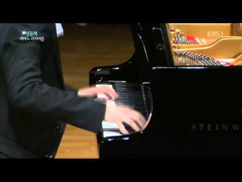 Dong hyek lim plays F. Schubert : Piano Sonata No.20 in A Major D.959