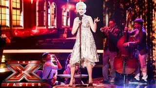 Chloe Jasmine sings Britney Spears' Toxic | Live Week 1 | The X Factor UK 2014