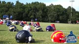 2015 UWF Football Friday Night Lights Summer Camp