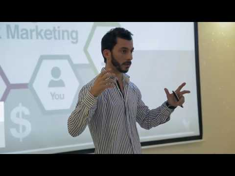 Arabic Business Presentation   Tarik Al Badri