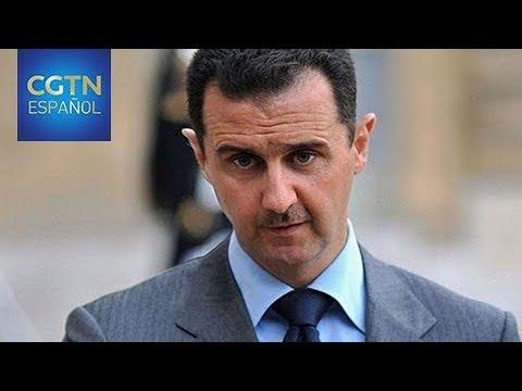 Assad dice que el ataque aumentará la lucha antiterrorista siria