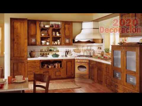 Decoracion interiores casas rusticas youtube for Casas rusticas interiores