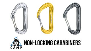 SPOTLIGHT: CAMP - Non-Locking Carabiners