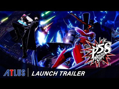 Persona 5 Strikers – Launch Trailer | PlayStation 4, Nintendo Switch, PC