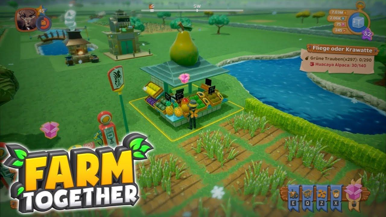 Keine Vollbeschäftigung - #51 FARM TOGETHER