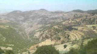 Ethiopia: Bus Ride from Addis to Harar アジスからハラルまで