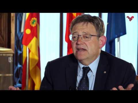 Llengua | Entrevista al President de la Generalitat Valenciana