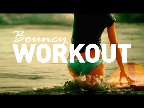 Best Bouncy Gym Workout - Pumpin' Funky Summer House Hits Mix