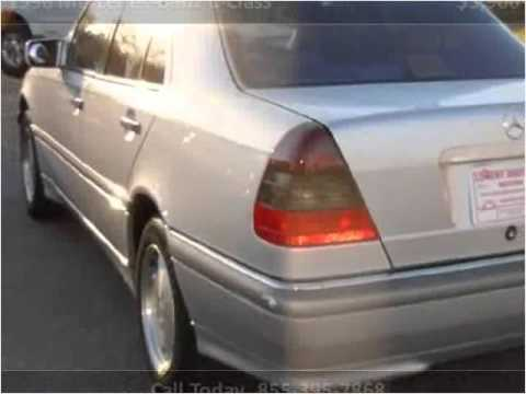 1998 mercedes benz c class used cars boaz al youtube for Lowery brothers motors huntsville al