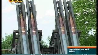 Новости на ТСВ о Противоградовой службе 13 08 2011г.