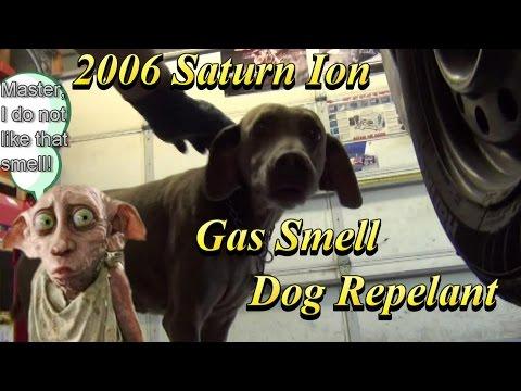 Saturn Ion Fuel Leak Repair
