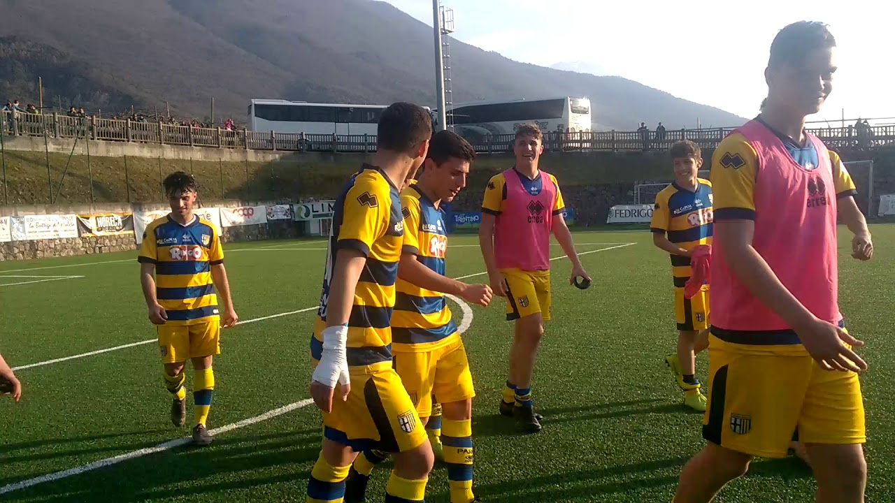 Torneo Città di Arco Trofeo Beppe Viola, Napoli-Parma 2-3 (finale ...