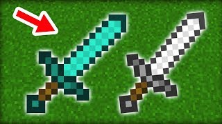 ✔ Minecraft: 15 Things You Didn't Know About Swords