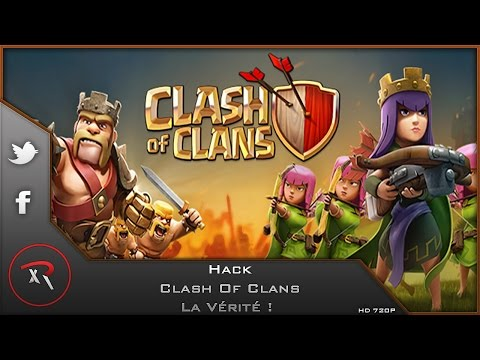 Le Hack Clash of Clans,  Toute la vérité ! ► Multi-Cheats ►HD FR
