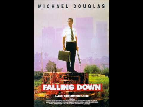 a report on falling down by joel schumacher A new joel schumacher film is always cause for celebration -- if you happen to like bad movies we look back at the twelve director's worst (and, yes, best) films from a career spanning three decades surprising here and there with cousins and falling down.