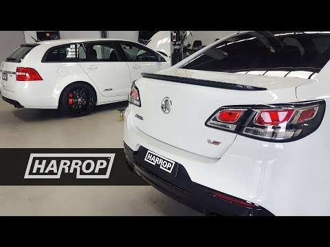 HOLDEN VF SS LS3 | NA vs Supercharged
