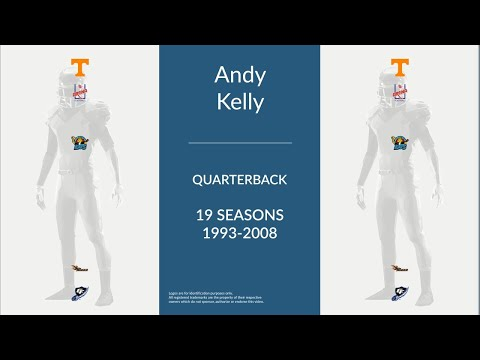 Andy Kelly: Football Quarterback