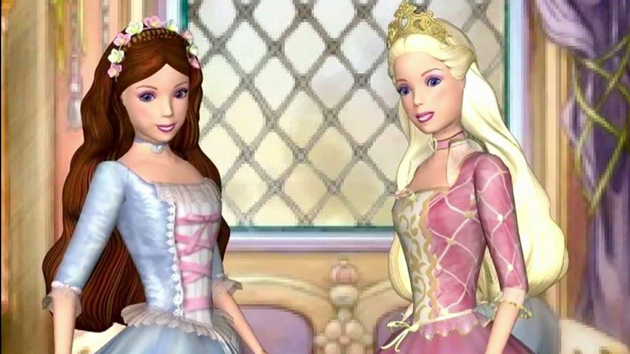 Картинки эрики барби принцесса и нищенка