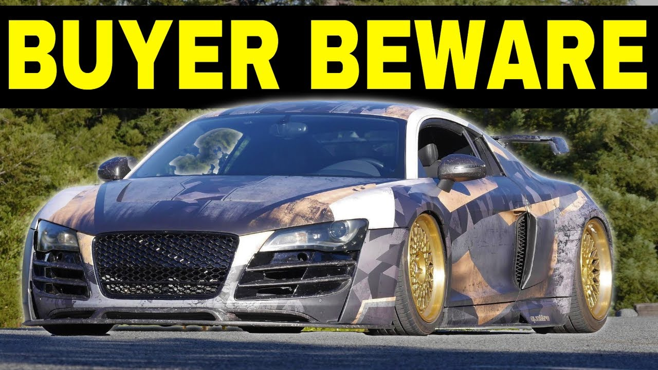 Watch This Before Buying An Audi R8 Youtube