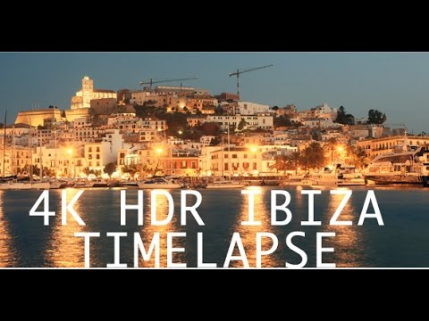 Ibiza Day to Night Time Lapse | Stock Footage - Videohive