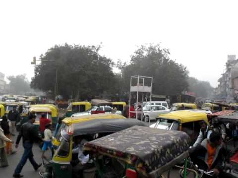 New Delhi railway station square Vol.1/2