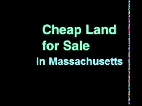 Cheap Land For Sale In Massachusetts – 1 Acre – Boston, MA 02108