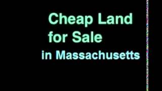 Cheap Land For Sale In Massachusetts – 1 Acre – Boston, MA 02108