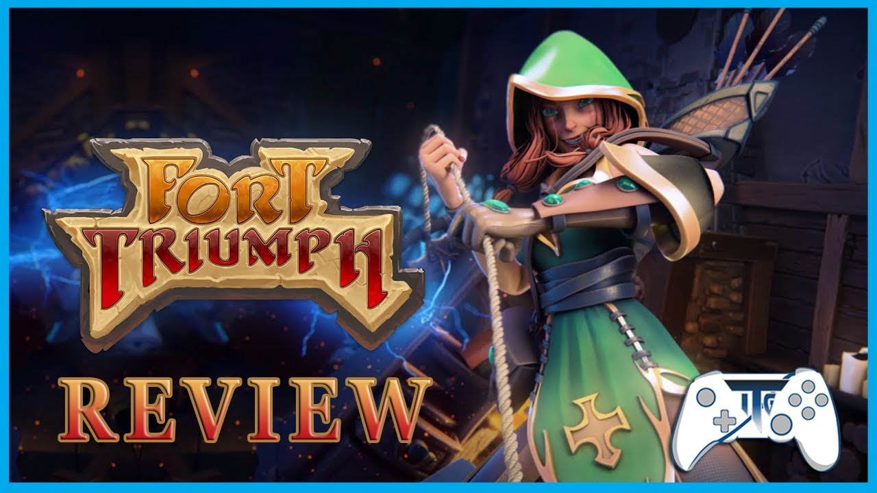 Fort Triumph Review - Old School Touch! (Video Game Video Review)
