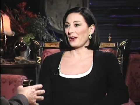 Jim Ferguson Classic Interview with Angelica Huston for Addams Family