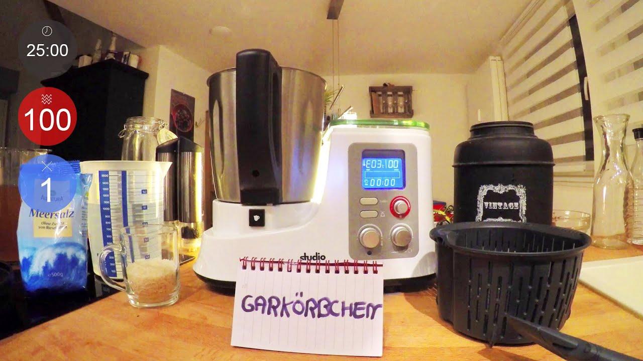 zubehör-tipp: das garkörbchen im test: reis kochen | aldi süd ... - Aldi Studio Küchenmaschine