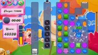 Candy Crush Saga Level 1694 No boosters Less then 2 minutes (Played on Mobile)