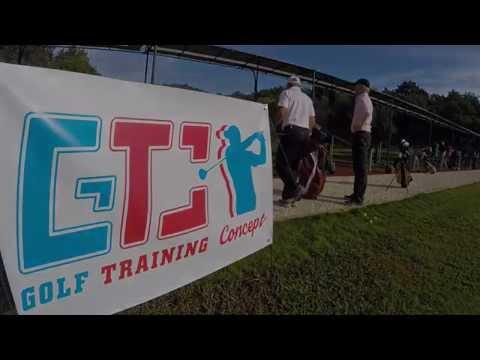 golf training concept - France, Cannes, Côte d'Azur