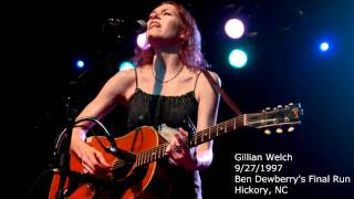 Gillian Welch - Ben Dewberry