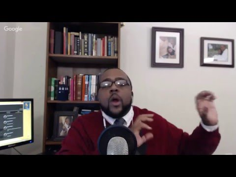 Live! April Reign on Stacey Dash,  Ta-Nehisi Coates on Sanders, Flint Water Crisis and Sarah Palin