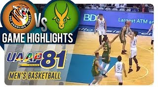 UAAP 81 MB: UST vs. FEU | Game Highlights | October 14, 2018