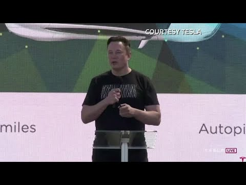 Elon Musk says cheaper Tesla batteries 3 years away