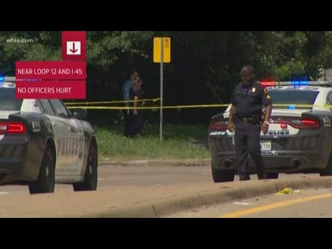 Officer-involved shooting in southeast Dallas