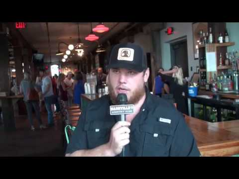 Luke Combs on his first #1 song