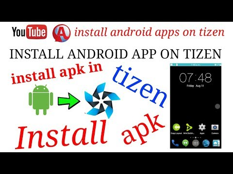 Repeat How to make Samsung Z1, Z2 OR Z3 Fully Android
