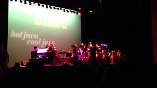 amoroso ballard high school jazz band hot java cool jazz 2013