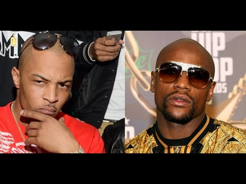 "T.I. GOES IN ON MAYWEATHER; RESPONDS TO BLACK LIVES MATTER ""INCONSIDERATE & INSENSTIVE"" COMMENTS"